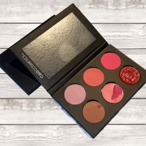CAO Cosmetics Professional Lip/Cheek Duo Palette
